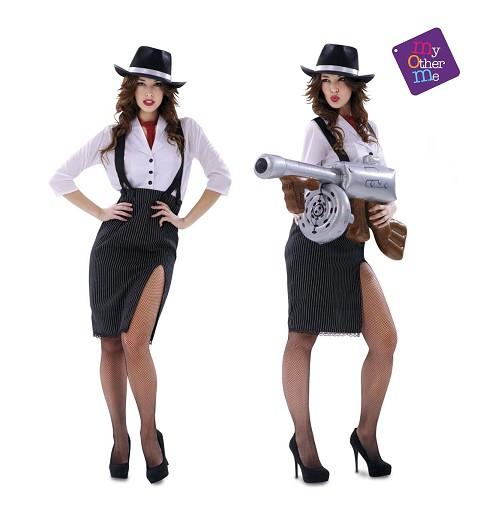 Disfraz de Gangster Lady...