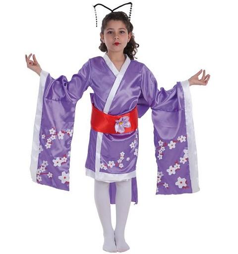 Disfraz Geisha Infantil