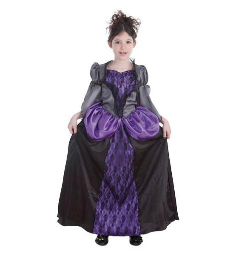 Disfraz Vampira Malva Infantil