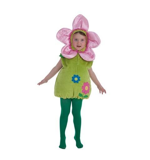 Disfraz Flor 5/ 6 Años Infantil