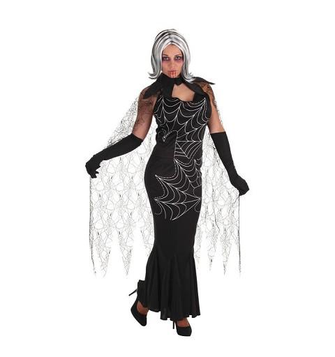 Disfraz Vampira Spider Adulto