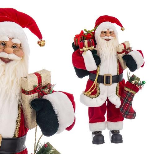Papa Noel Decoración