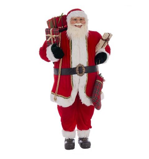 Papá Noel 150 cm para...
