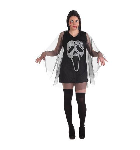 Disfraz Vestido Terror Adulto