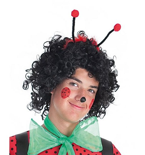 Diadema Antenas Rojo