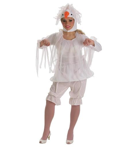 Disfraz Cigüeña Mujer Adulto