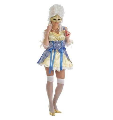 Disfraz de Condesa Azul...