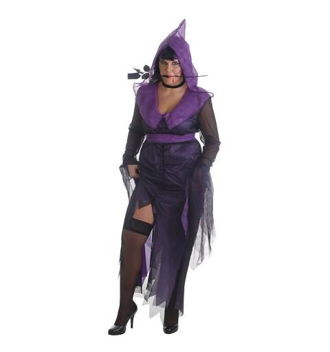 Disfraz Dama de La Noche Adulto