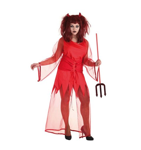 Disfraz Adulto Diabla...