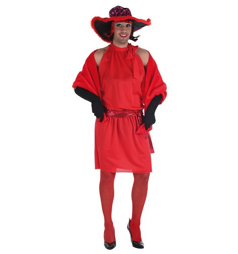 Disfraz Lulú Adulto