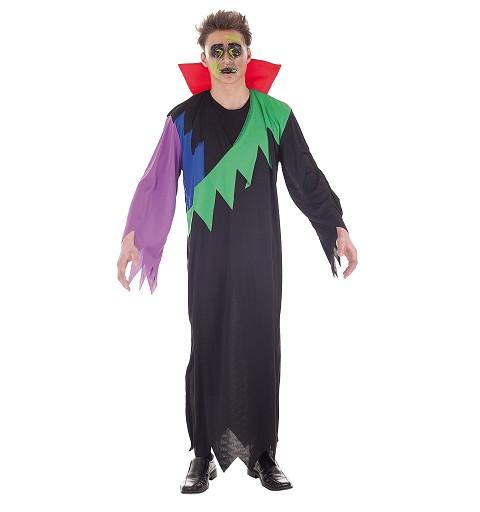 Disfraz Adulto Túnica Multicolor