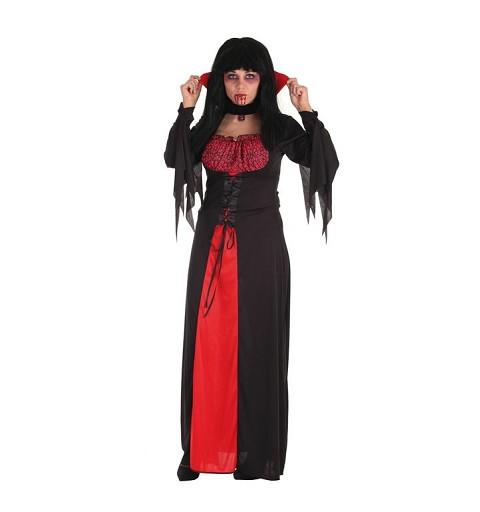 Disfraz Adulto Vampira Fantasmitas