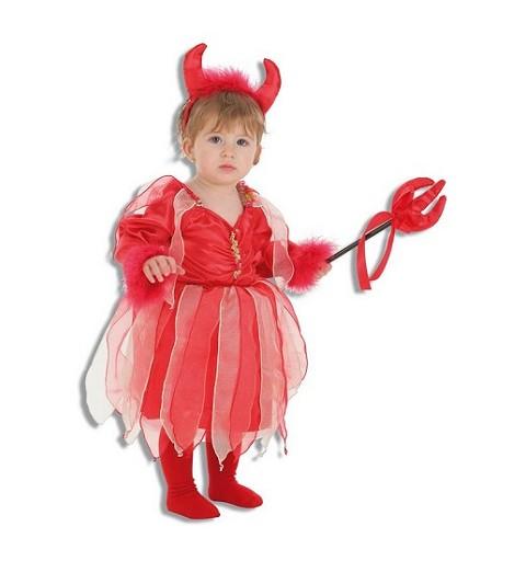 Disfraz Diablilla Bebe (0 a 12 meses)