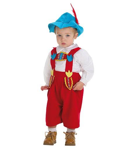 Disfraz Holandes Bebe (0 a 12 meses)