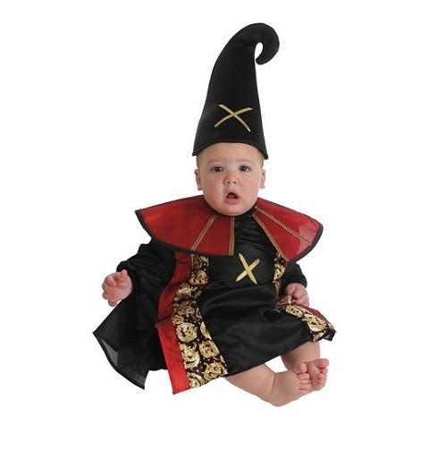 Disfraz Mago Markus Bebe (0 a 12 meses)
