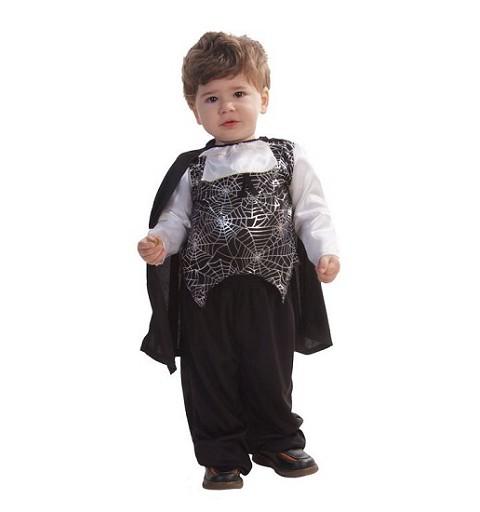Disfraz Vampiro Telarañas Bebe (0 a 12 meses)