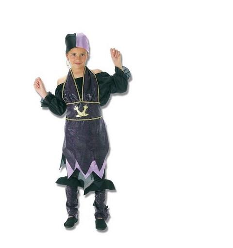 Disfraz de Corsaria Md Infantil