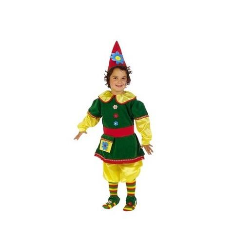 Disfraz de Gnomo Infantil
