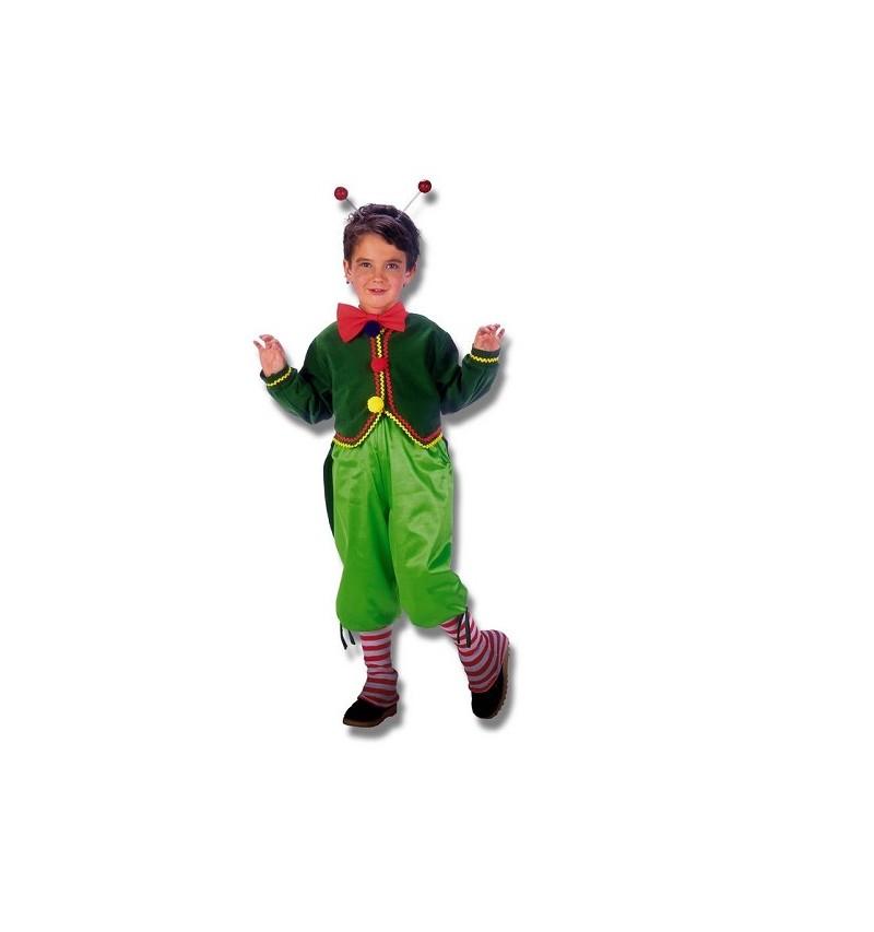 Disfraz de Saltamontes Infantil