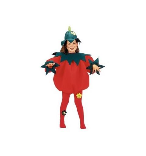 Disfraz de Tomate Infantil