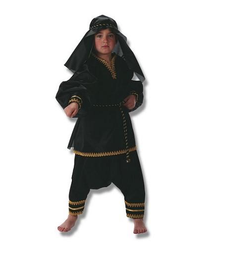 Disfraz de Tuareg Infantil