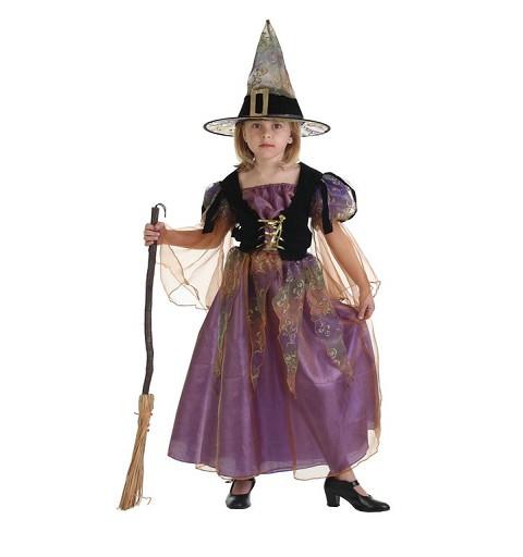 Disfraz Bruja Grecas Infantil