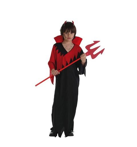 Disfraz Diablo Picos Infantil