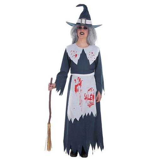 Disfraz Bruja Salem Adulto