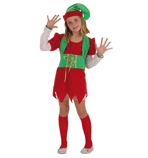 Disfraz Enanita Infantil