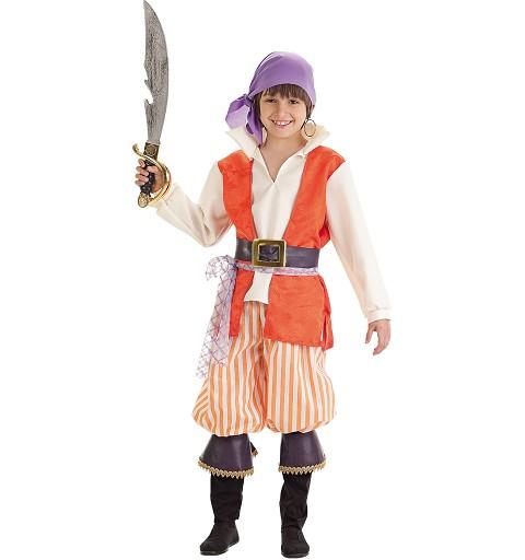 Disfraz Filibustero Infantil