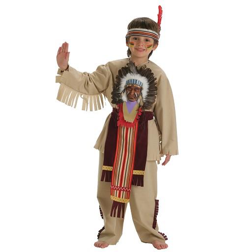 Disfraz Indio Sioux Inv. Infantil