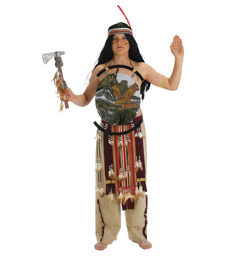 Disfraz Indio Sioux Verano Infantil