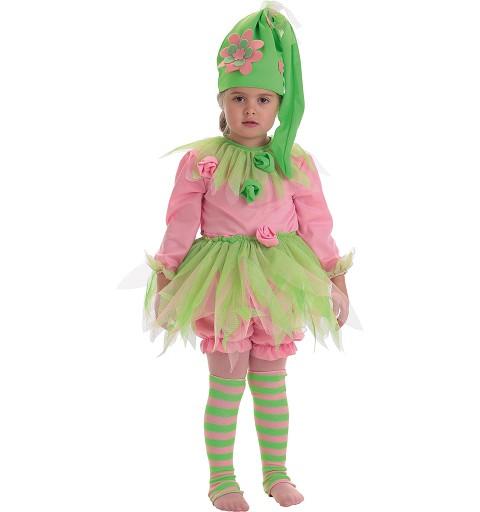 Disfraz Ninfa Infantil Niña