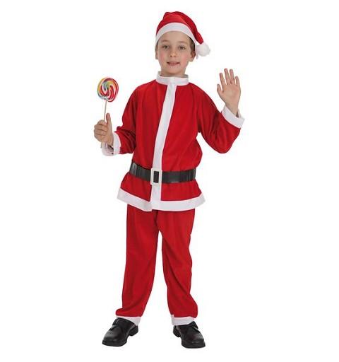 Disfraz Papa Noel Infantil...