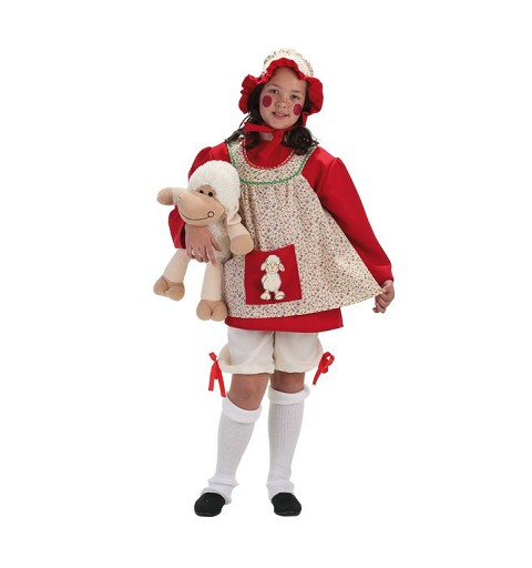 Disfraz Pastora Alpina Infantil