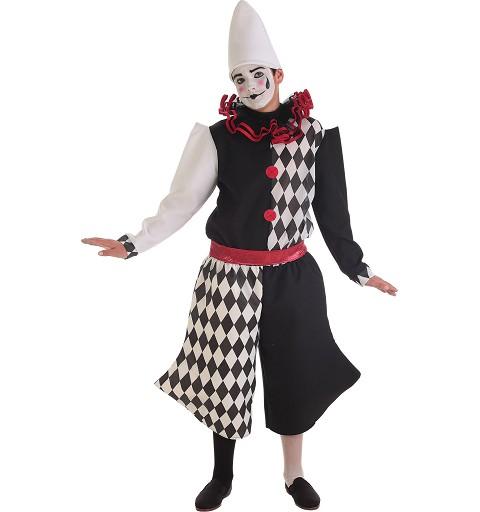 Disfraz Pierrot Infantil
