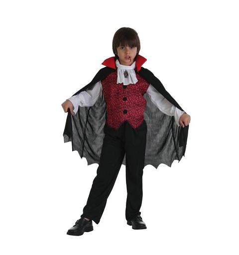 Disfraz Infantil Vampiro Fantasmitas