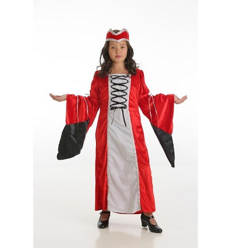 Disfraz Infanitl Dama Medieval