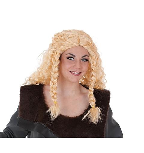 Peluca Melena Vikinga