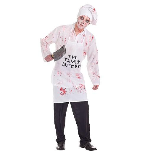 Disfraz Carnicero Sangre...
