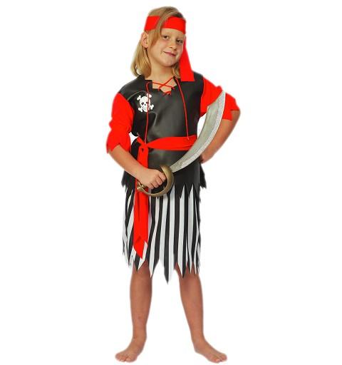 Disfraz Pirata Reina Infantil