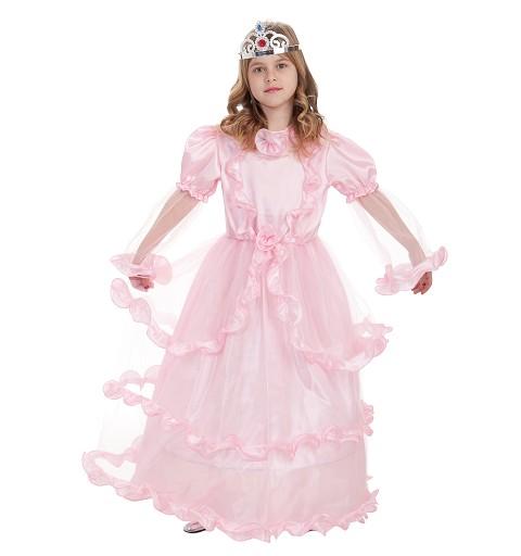 Dosfraz Princesa Rosa Infantil