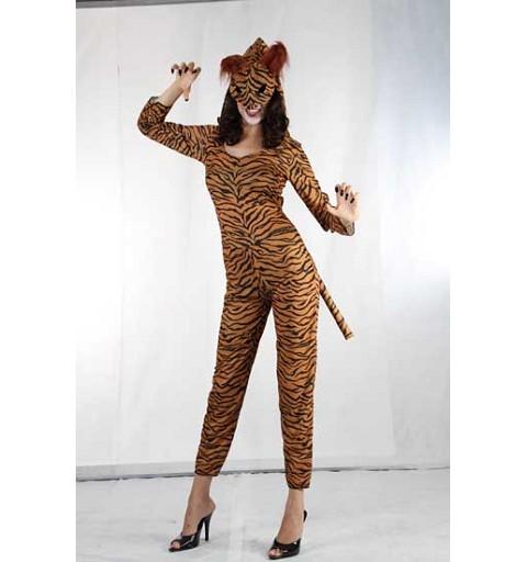 Disfraz Tigresa Mujer Adulto