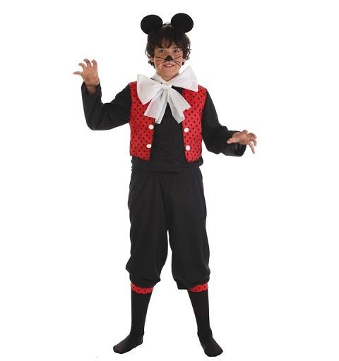 Disfraz Raton Pepe Infantil