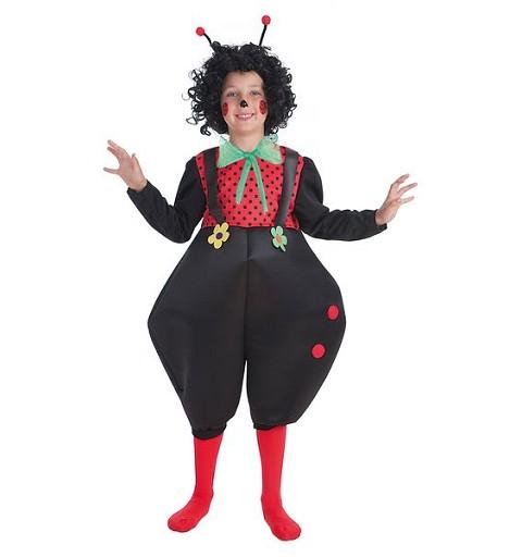 Disfraz Mariquita Niño Infantil