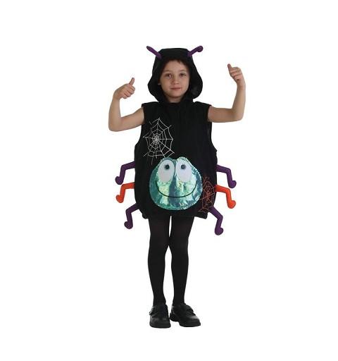 Disfraz Infantil Araña Cuerpo