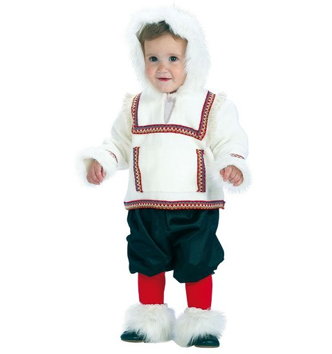 Disfraz Esquimal Niño Bebe...