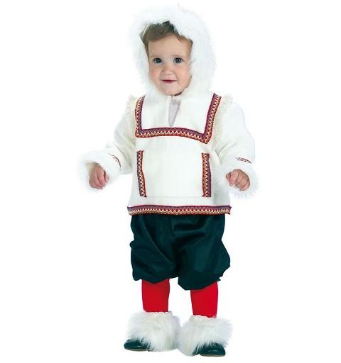 Disfraz Esquimal Niño Bebe (0 a 12 meses)