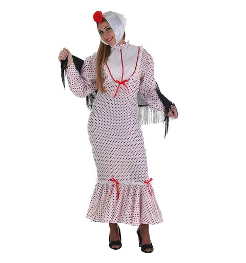 Disfraz Chulapa Adulto