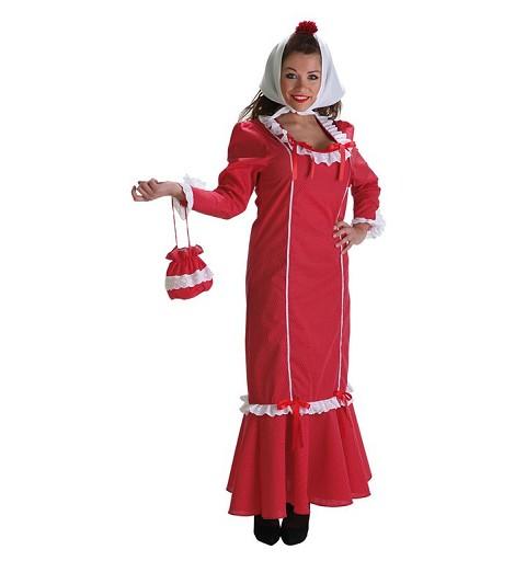 Disfraz Chulapa Lux Adulto